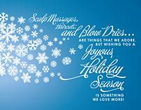 Strands Christmas Card