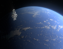 After the Moon - test renders