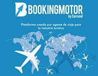 Brochure Booking motor