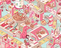 Lançamento Zaxy Cupcake