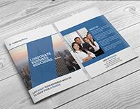 Bi- Fold Business Brochure