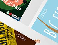 Tim Burton | Movie Posters