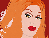 Drag Queen Portraits