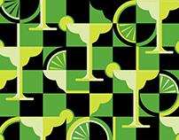 Margarita fabric design