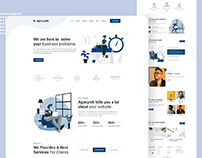 Creative Business Landing pages