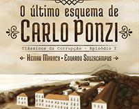 O último esquema de Carlo Ponzi