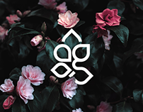AG Flowers Bar | Branding