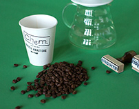 Chem Coffee Roasters - Identity & Packaging System