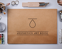 Aesthetics Art Book