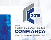 Fornecedores de Confiança 2018 (mídia on/off)
