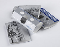 Новогодняя 3D открытка
