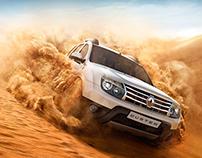 Renault Duster Sand Dunes
