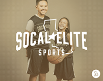 SoCal Elite Sports - Logo + Rebranding