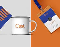 Cast - Identidade Visual