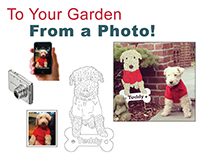 Custom Work (Signs and Dog Garden Stakes)