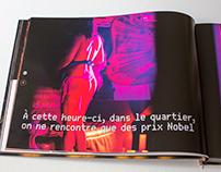 Paris Dernière - le livre