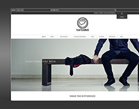 Web design • barbados.com.ve