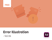 Error Illustrations - Vol 06