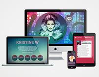 Kristine W Concept Site