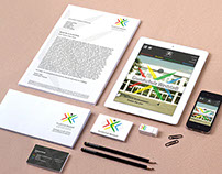 Corporate Identity for a primary school