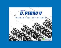 Label - Pneus D. Pedro V