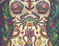 FRUTTI di MARE - magazine cover