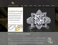Satisfy Professional - Template Design