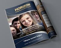 HORIZON - CAMBRIDGE | Tanıtım Çalışmaları