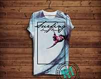 Surfing Tees