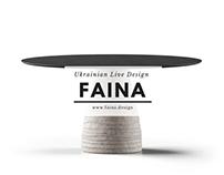 FAINA | Table SHCHEDRYY