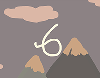 Motion Graphics Countdown Project