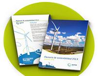Gestamp Wind´s Sustainability Report 2013