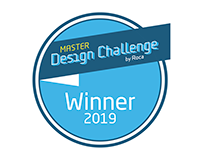 1st Prize Winner of Master Design Challenge Barcelona