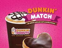 Dunkin' Match