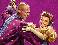 THEATRE POSTER: THE KING AND I