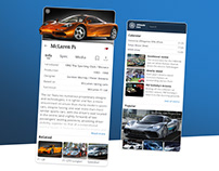 Ultimate cars app