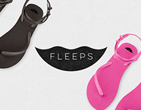 Fleeps Brand Identity