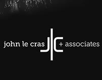John Le Cras + Associates Branding