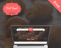 Flat Food - Free Food User Interface Kit