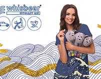Whisbear Cover Photos Design