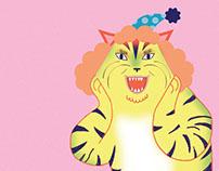 Tiger Burpday