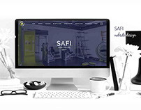 Safi Website Design