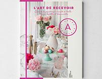 Magazine L'Art de Recevoir - no.3