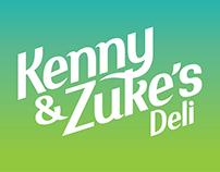Kenny & Zuke's Deli Rebranding