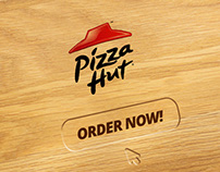 Pizza Hut online campaign