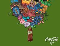 Coca Cola - Publicidad gráfica
