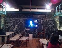 WallArt for Desi Lane, Kolkata