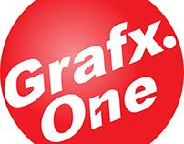 Grafx.One logo: the design project