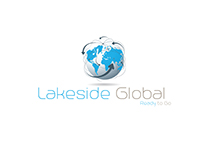 Lakeside Global Logo Design