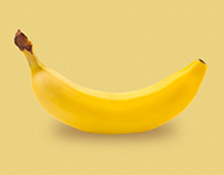 Banana Landing page
